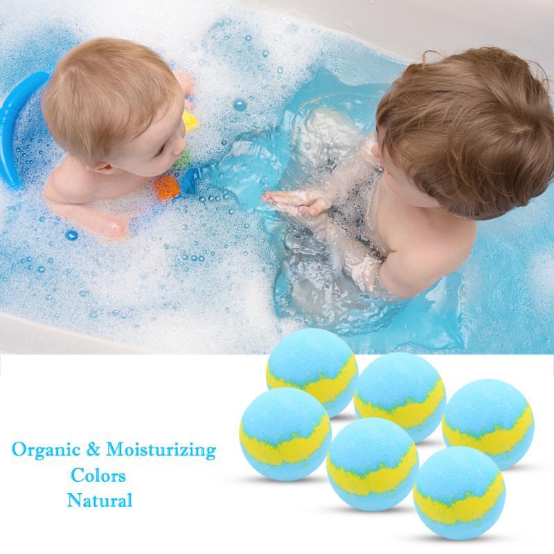 100 г натуральный пузырь ванна бомба мяч эфирное масло масло ванна СПА отшелушивание отбеливание увлажнение расслабление ванна соль тело кожа инструмент