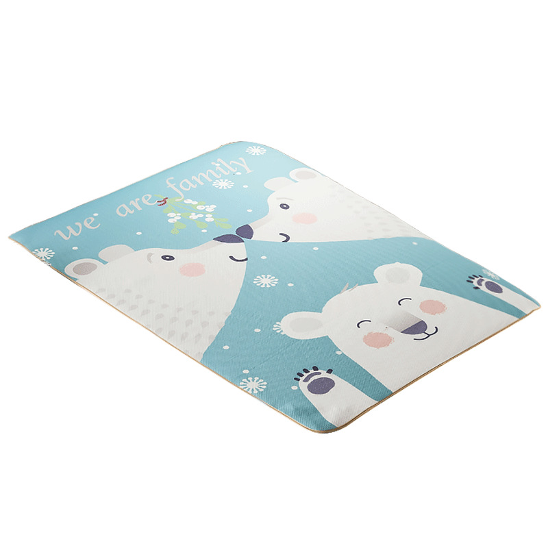 Baby Kids 70X80 70X140 Waterproof Washable Diaper Pad Woman Physiology Dormitory Small Sheets Cartoon Stroller Mat