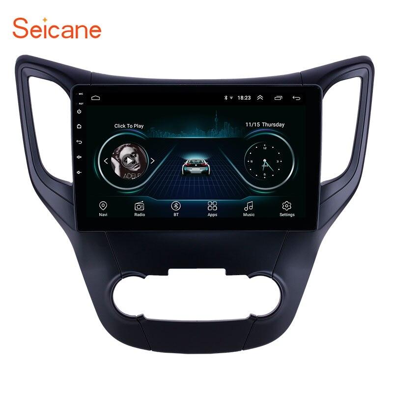 Seicane 10.1 pouces Android 8.1 pour Changan CS35 2012-2016 voiture GPS Navigation Radio lecteur multimédia support Carplay TV numérique