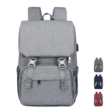 Travel Fashion baby bag Multifunction Mummy Bag for stroller Large diaper bags Nappy Bags Baby Backpack