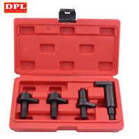 Motore di Temporizzazione di Bloccaggio Tool Kit 3 Cilindro Per VW Polo Lupo Fox 1.2 OHC 6v 12v