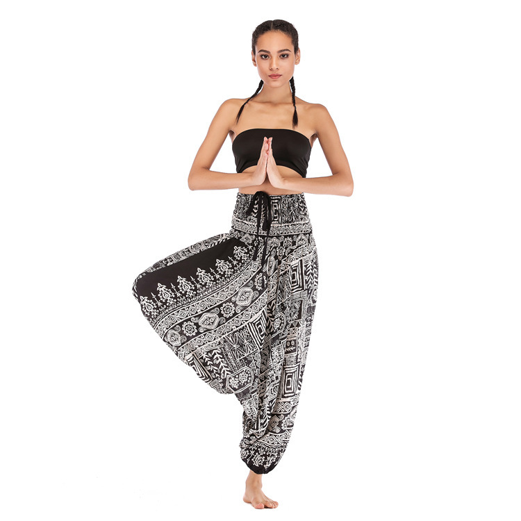 Leisure Yoga Pants Crotch Pants Pants Saree Indian Kurti Lehenga Salwar Pakistan Free Man Women Indianer Loose And Comfortable