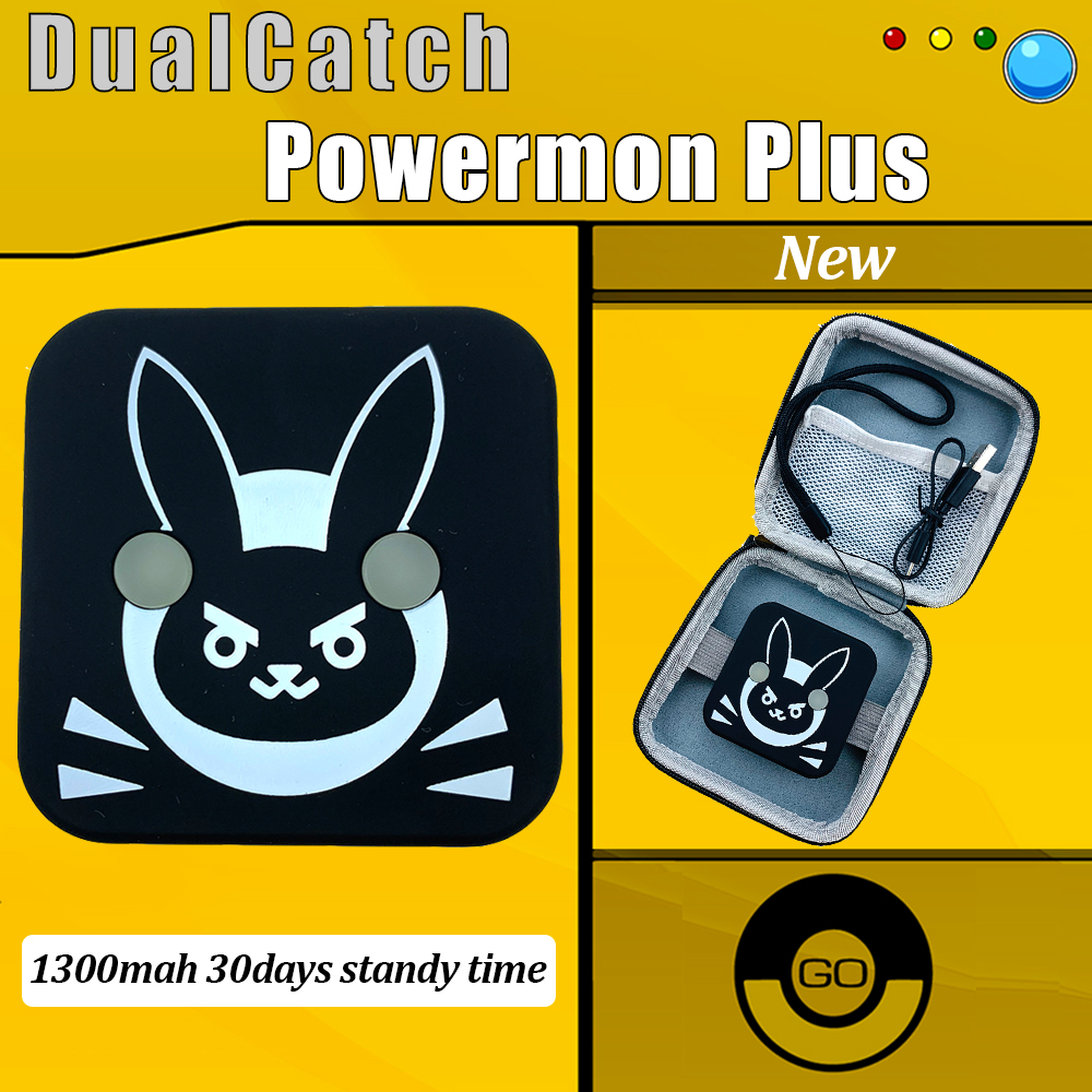 Auto Catch For Pokemon Go Plus Bracelet Wristband Bracelet Device For Android And IOS Bluetooth Interactive Figure Toys