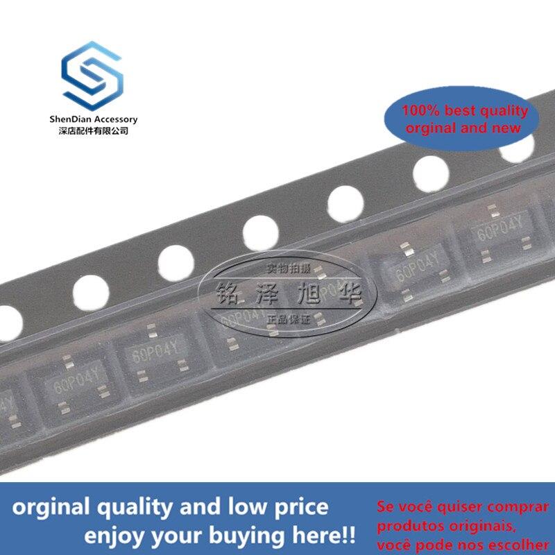20pcs 100% Orginal New NCE60P04Y Silk-screen 60P04Y 4A/60V SOT 23 P-channel MOS FET