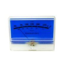Панель VU Meter DB Level Header Blue lake усилитель шасси аудио измеритель уровня