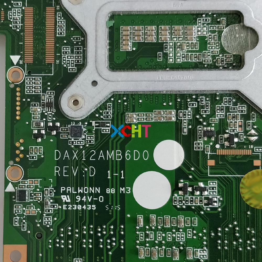 Image 5 - 841914 601 UMA w i5 4210U CPU DAX12AMB6D0 for HP PAVILION NOTEBOOK 15 AB268CA PC Laptop Motherboard Mainboard Tested-in Laptop Motherboard from Computer & Office