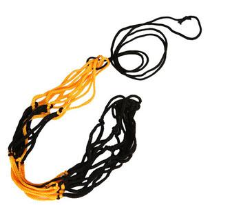 Siatka nylonowa torba piłka Carry Mesh siatkówka koszykówka piłka nożna piłka do piłki nożnej koszykówka siatkówka piłka nożna lub dowolne piłki # N tanie i dobre opinie CN (pochodzenie) Inne Nylon Net Bag