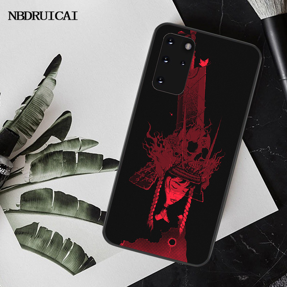 NBDRUICAI Anime Berserk Art Coque Shell โทรศัพท์สำหรับ Samsung S20 PLUS Ultra S6 S7 EDGE S8 S9 PLUS S10 5G