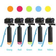 Waterproof Floating Hand Grip Underwater Selfie Stick for Gopro Hero Session Pro Float Handle Diving Action Camera
