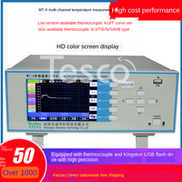 Channel Inspection Temperature Measurement Multi Point Thermocouple Heating Test Collection Thermostat