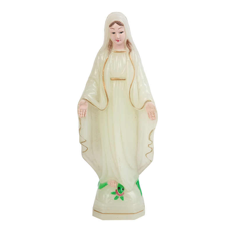 Factory Custom Creative Catholic Virgin Mary Craft Personalized Christ European-Style Ornaments Decorations Crafts