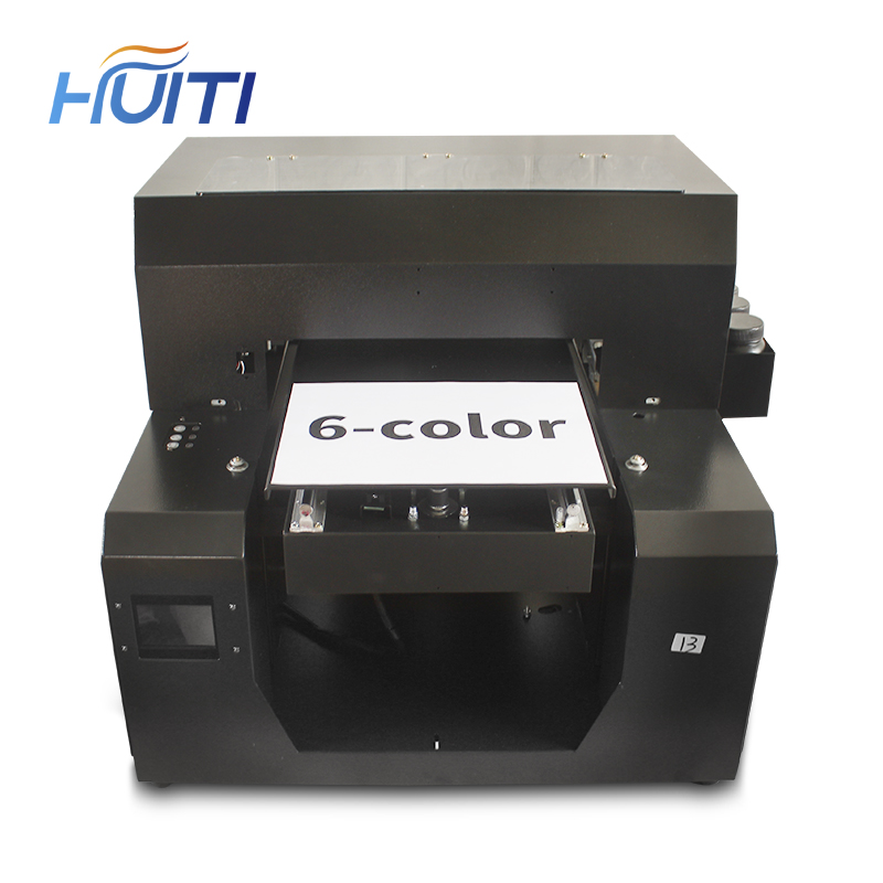 Huiti,2019 Digital Glass Flatbed Printer Factory Wholesale Mini Uv Printer