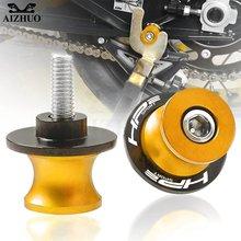 8 мм аксессуары для мотоциклов hp2sport cnc алюминиевые винты