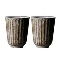 Японская чаша для чая керамическая винтажная чайная чаша 150 мл мастер воды чашки чайная чашка, кофейная Кружка Контейнер кунг-фу чайная посу...