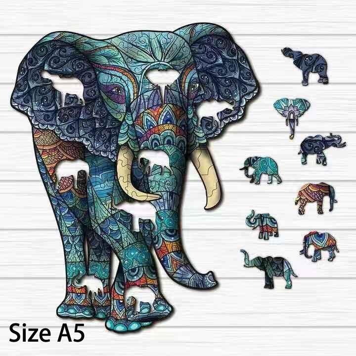 Elephant A5