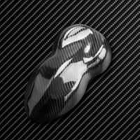 Новый 5D автомобильный стикер глянцевый ролик из углеволокна пленка из фольги Водонепроницаемая декоративная бумага обертывание DIY авто ак...