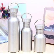 Stainless steel vacuum flask Outdoor sports mountaineering kettle gift custom cup Amazon explosion models free shipping
