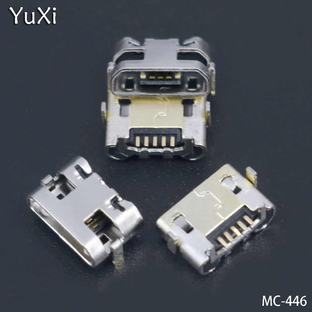 Ngọc Khê 1 Cái/lốc Sạc Micro USB Kết Nối Cổng Cắm Ổ Cắm Cho Alcatel One Touch Pixi 4 OT 4034D 4034X Pixi 3 4G 5065 OT 5065