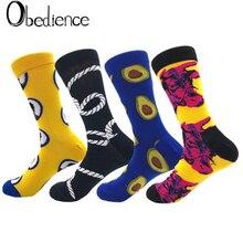 arrivel  new fashion Cute Soft Novelty Cotton Women Socks men and women couple socks Colorful Cartoon Kawaii Funny Happy