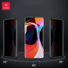 XUNDD cam Xiaomi Mi 10 Pro cam ekran koruyucu darbeye dayanıklı 9H net temperli Film koruyucu için Xiaomi Mi 10 cam Film