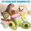 Мягкие плюшевые игрушки для домашних животных, пищащие игрушки для собак с внутренней стороны, ББ звук, набитый хлопок для кошек, укус собак...
