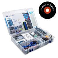NEUESTE RFID Starter Kit für Arduino UNO R3 Verbesserte version Lernen Suite R3 Mega 2560 Starter Kit RFID Sensor Für arduino