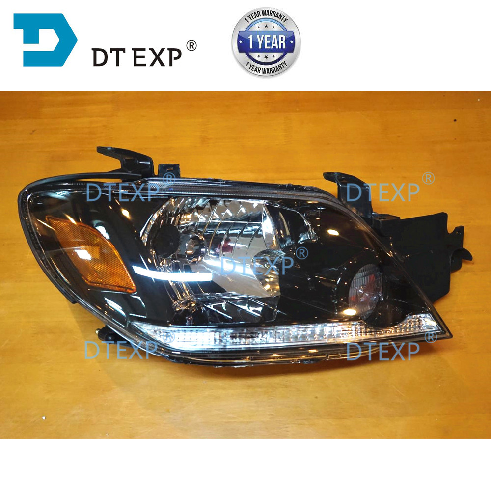 Headlight For Outlander 2003-2007 Head Lamp For Airtrek Front Lamp Turning Signal Lamp Mn150492 Mn150492 Lamp Glass Available