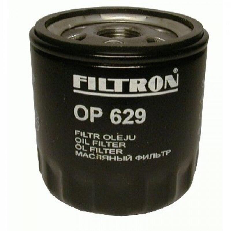 FILTRON OP629T For oil filter U. A. масляный фильтр filtron op629t