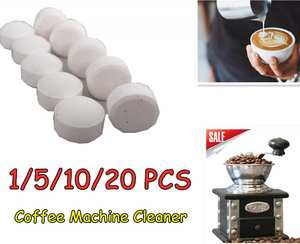 Super-Clean Espresso Effervescent Tablet Coffee-Machine Kitchen-Cleaning-Tools Descaling-Agent