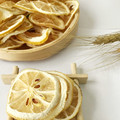 Organic Dried Fruit Sliced High Quality Lemon Beauty DIY Handmade Candle Making SuppliesWax Decoration Gifts For Foodiesr