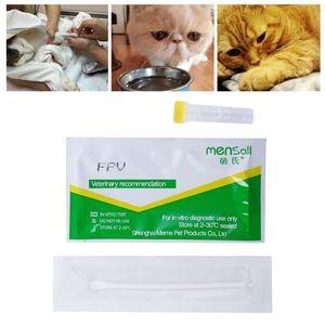 Image 4 - Meerkat Fever Virus Detection Paper Cat Supplies FPV Parvovirus Test Card C63B