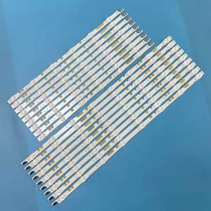 Strip Samsung 550SCA R0 UE55JU6800KXXU Backlight for 55-TV BN96-38481A 14-Lamps LED UN55JS700DF