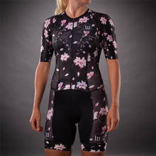 Wattieink High Quality Cycling Jersey Skinsuit Women Triathlon Mtb Bike Sport Clothes Maillot Ciclismo Jumpsuits Road Sets
