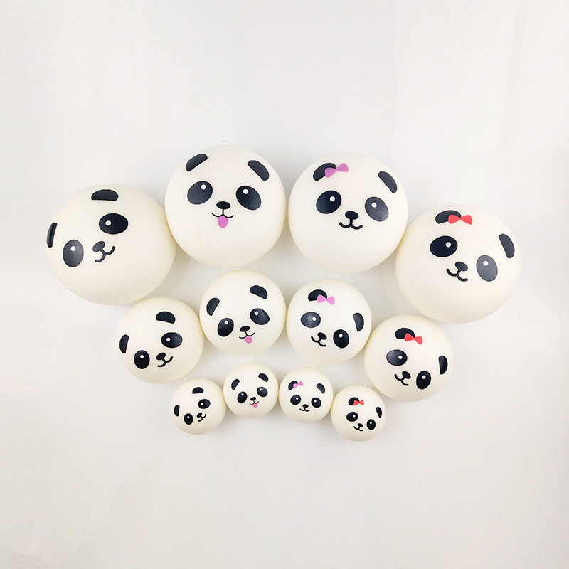 Funny Toys Squeeze Panda Adult Stress Squishy Expression Anxiety Kawaii Christmas-Gift img5