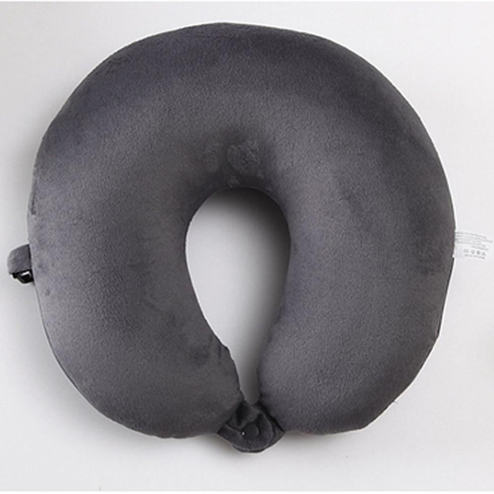 Cartoon Head Support Memory Foam Head Pillow Head Neck Headrest Pillow