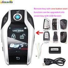 Geändert Universal Boutique Smart Remote Auto Schlüssel Lcd bildschirm für BMW Benz Audi Toyota Honda Land Rover Cadillac Lexus KIA ford