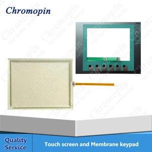 Сенсорная панель для A5E03499108 KT17619 с мембранной клавиатурой