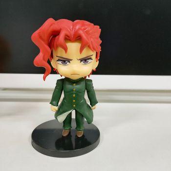 Random 1pcs Japan Anime Jojo Bizarre Adventure Figure Kujo Jotaro Figurine Josuke Kakyoin Action Figure Model Toy Randomly Sent 1