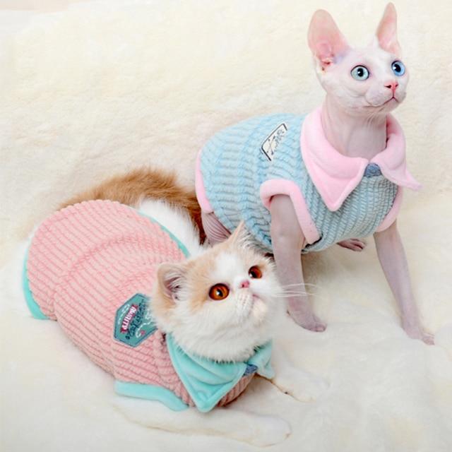 Cat Sleeveless Vest