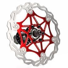 Mountain Bike Brake Rotor Strong Heat Dissipation Floating Rotor 160mm 180mm 203mm Mtb Disc Brake Pad
