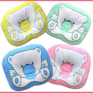 Pillows Small Rollover Baby-Shaped Newborn-Baby Safe Cartoon High-Quality