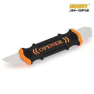 Открывалка для открывания JAKEMY инструмент металлический Spudger демонтировать Инструменты для ремонта iPhone iPad samsung Tablet PC мобильных телефонов
