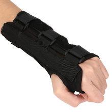 1 шт. Профессиональный наручные Поддержка шина артрит, пояс для запястья руки растяжения профилактика Запястья протектор для фитнес