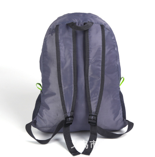 Foldable Backpack Multi-functional Men And Women School Bag Mountaineering Bag Outdoor Backpack
