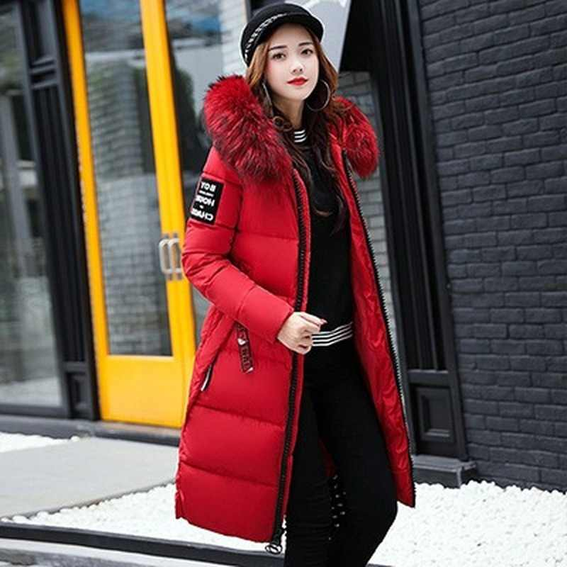 Donne Giacca Invernale Parka Femme Cappotto Donna Coreano Donne Giacca Parka Abrigos Mujer Invierno 2020 CX915 YY1241