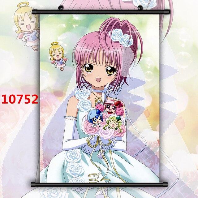 Shugo Chara Amu Hinamori Wallscroll Poster Kunstdrucke Bider Druck 60*90cm