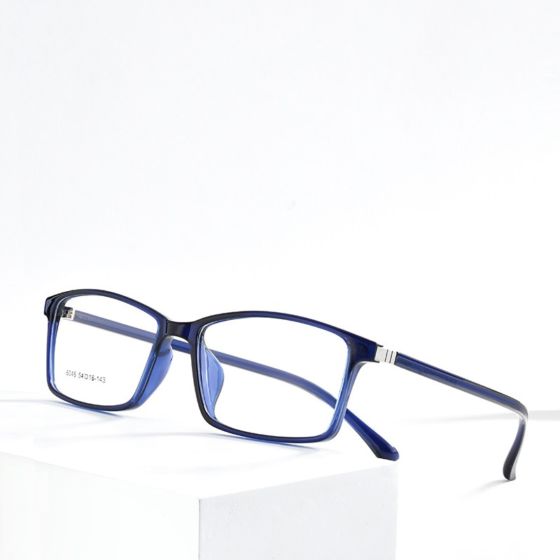 Width-143 Brand TR90 Men Optical Eyeglasses Frame Can Be Equipped With Myopia Ultralight Trend Glasses Frames For Male Eyewear