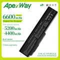 Apexway 6 батарея для ASUS N53Jn N53Jq N53Jf N53Jg N53JL N53SD N53SN N53SV X5M x5MJF B43 B43F B43J N43JQ N43Jg N43SD