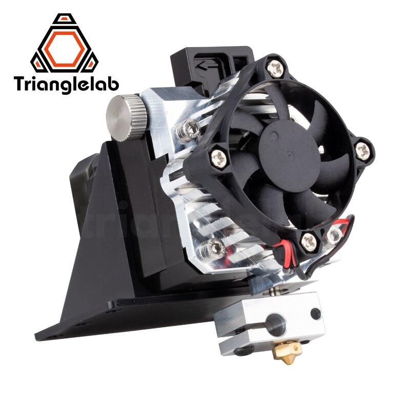 Trianglelab 타이탄 압출기 풀 키트 타이탄 에어로 V6 핫 엔드 압출기 풀 키트 reprap mk8 i3 호환 TEVO ANET I3 3d 프린터