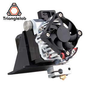 Image 2 - Trianglelab titan extruder full kit Titan Aero V6 hotend extruder full kit reprap mk8 i3 Compatible TEVO ANET I3 3d printer